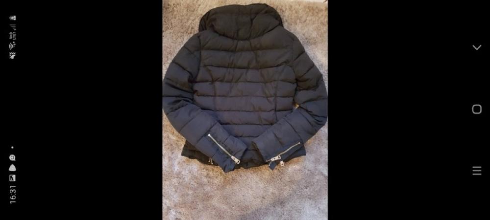 Doudoune Zara noir taille XS