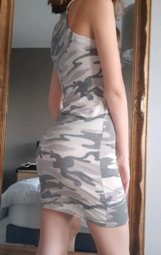 Robe camouflage New Look