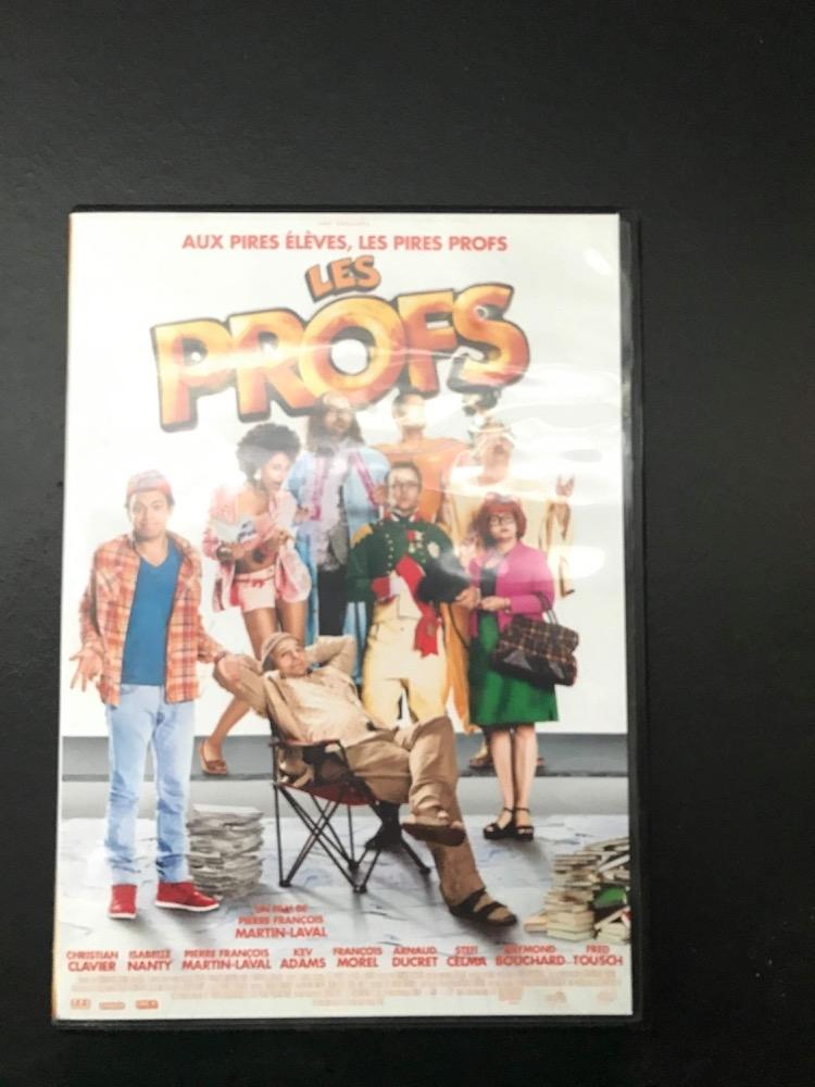 DVD Les Profs