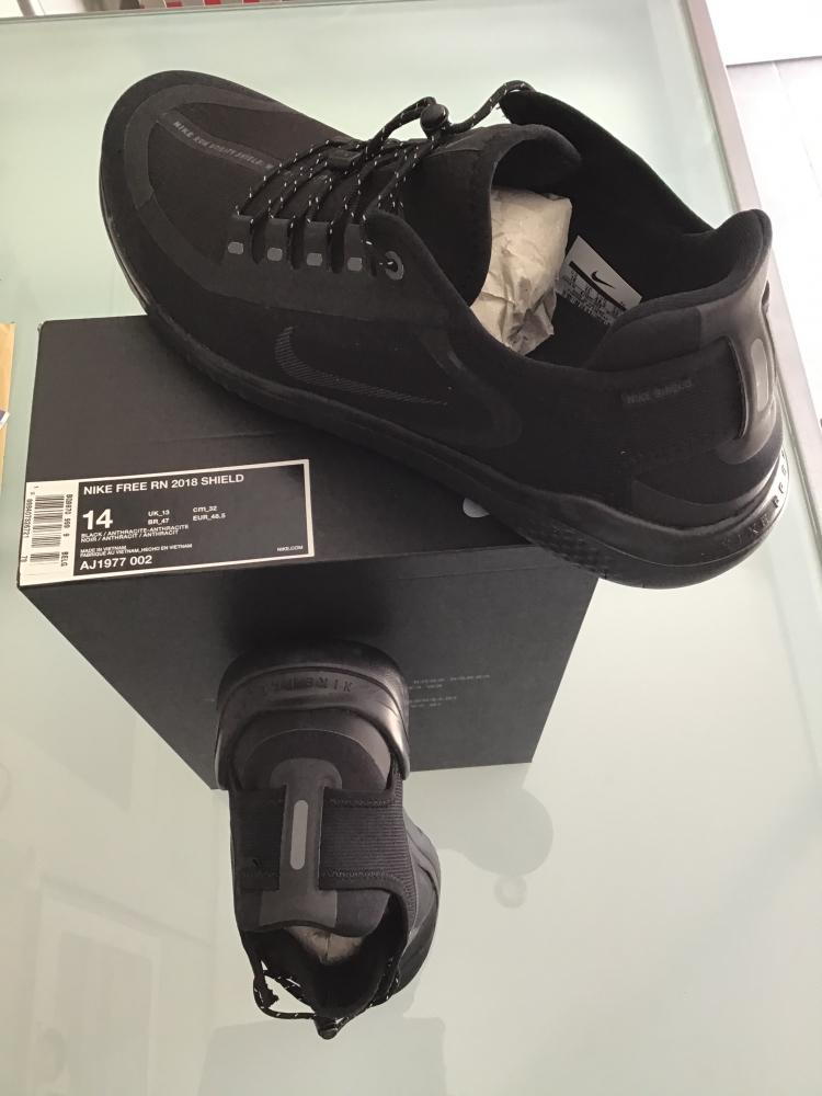 Nike free Rn 2018 Shield