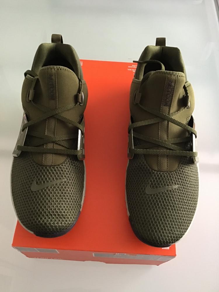Nike free Metcom 2