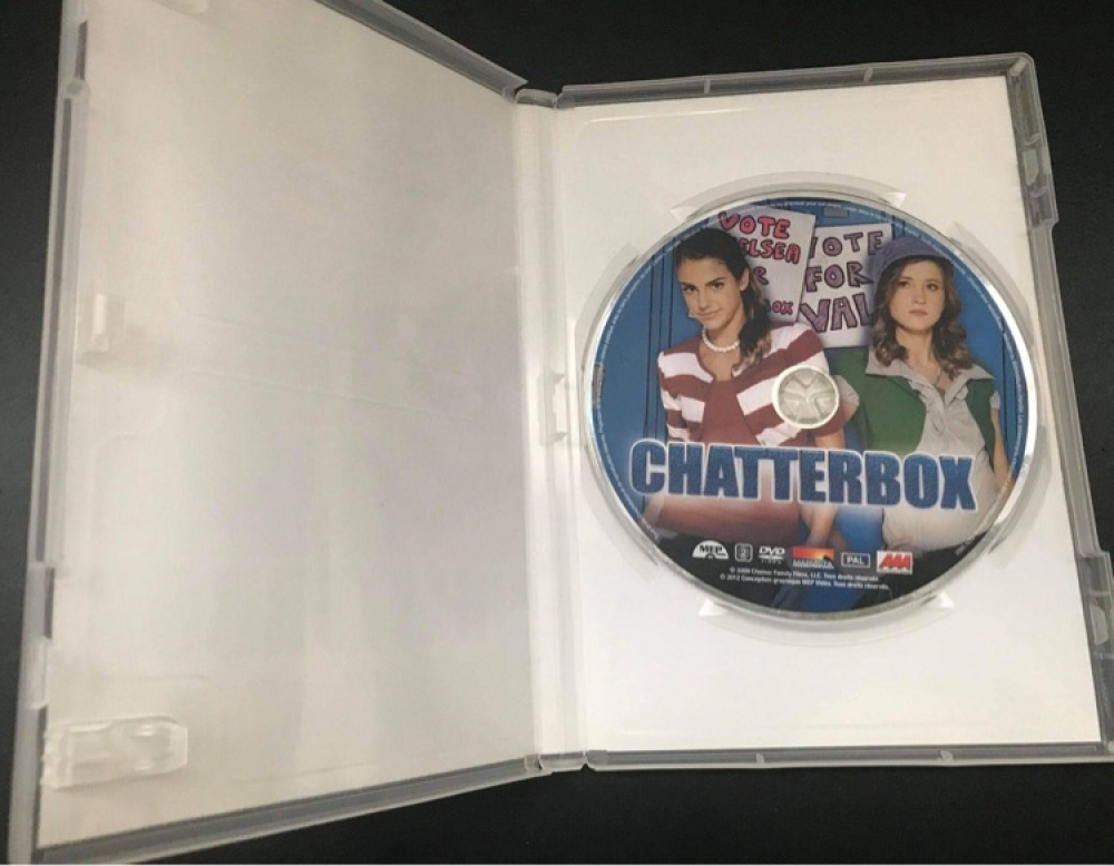 DVD Chatterbox