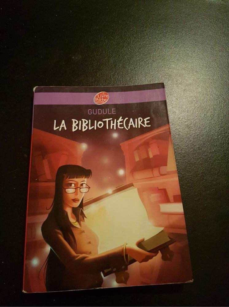Livre La Bibliothécaire