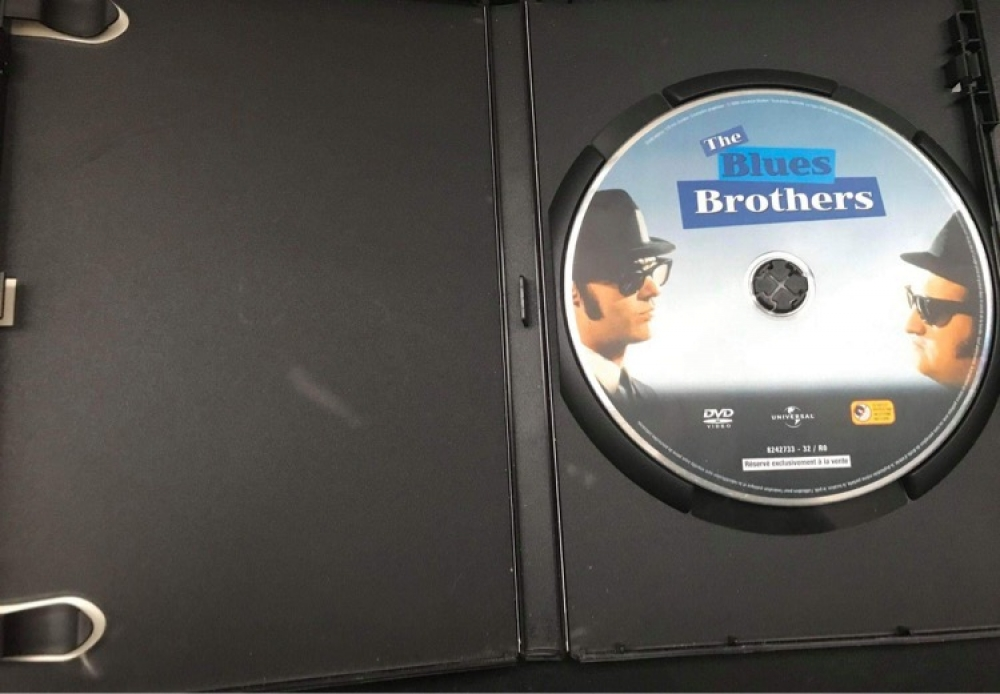 DVD Les Blues Brothers