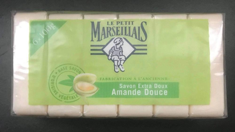 Paquet de Savons Le Petit Marseillais