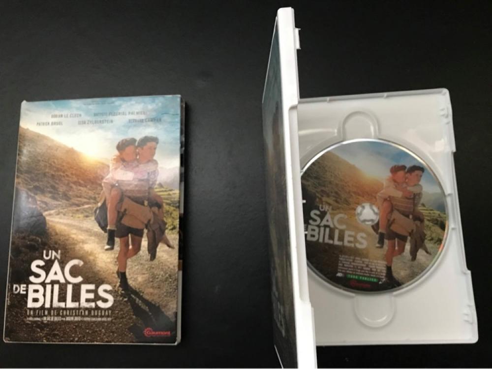 DVD Un Sac de Billes