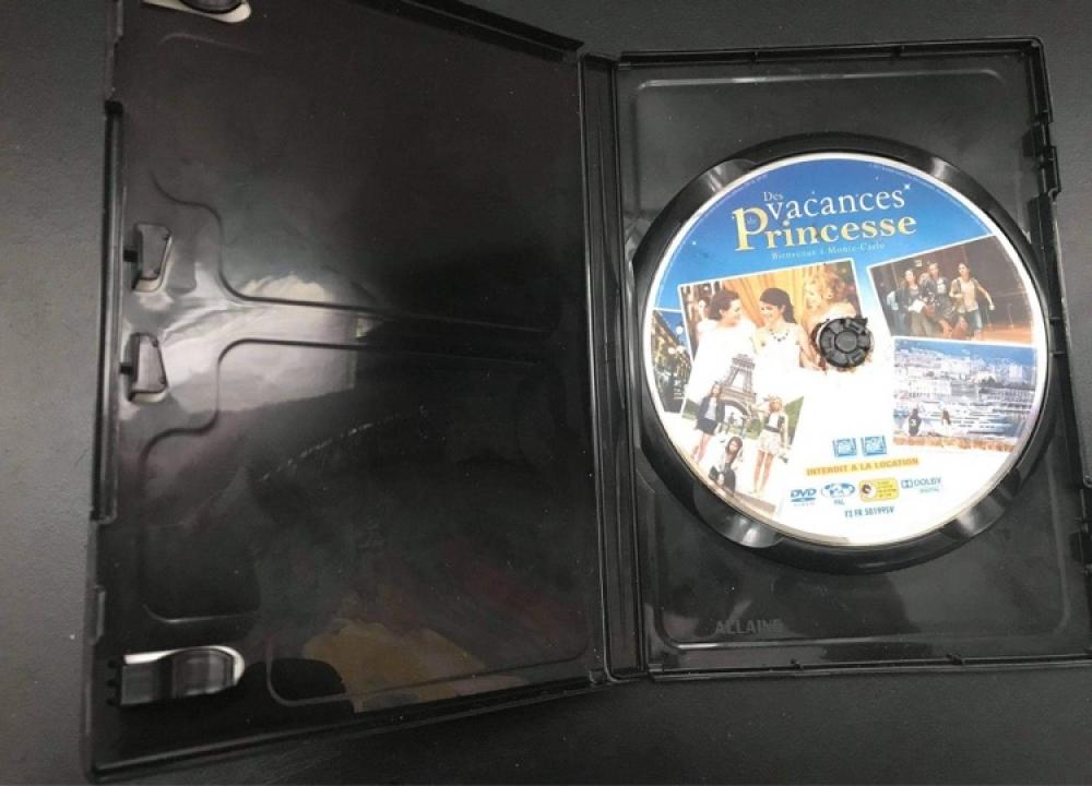 DVD Des Vacances de Princesses Bienvenue à Monaco