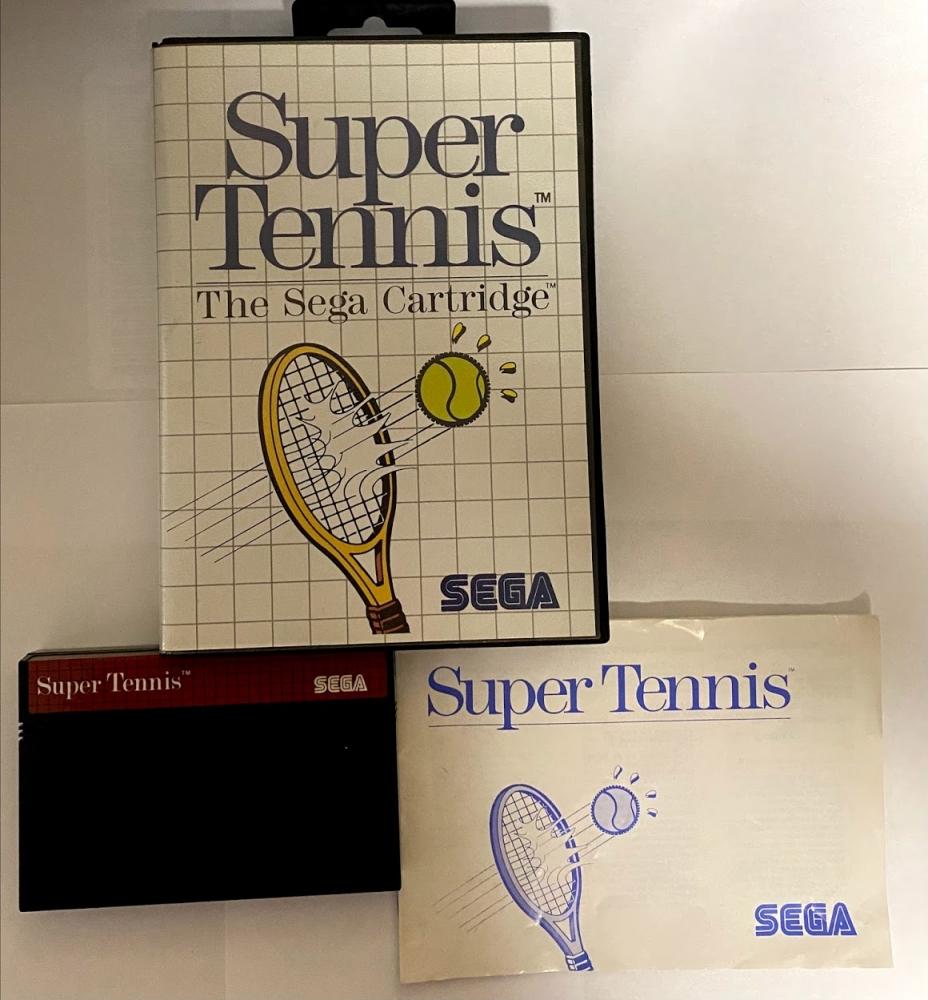 Super tennis master system