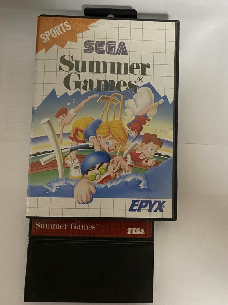 Summer game master system