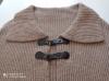 Cape courte laine