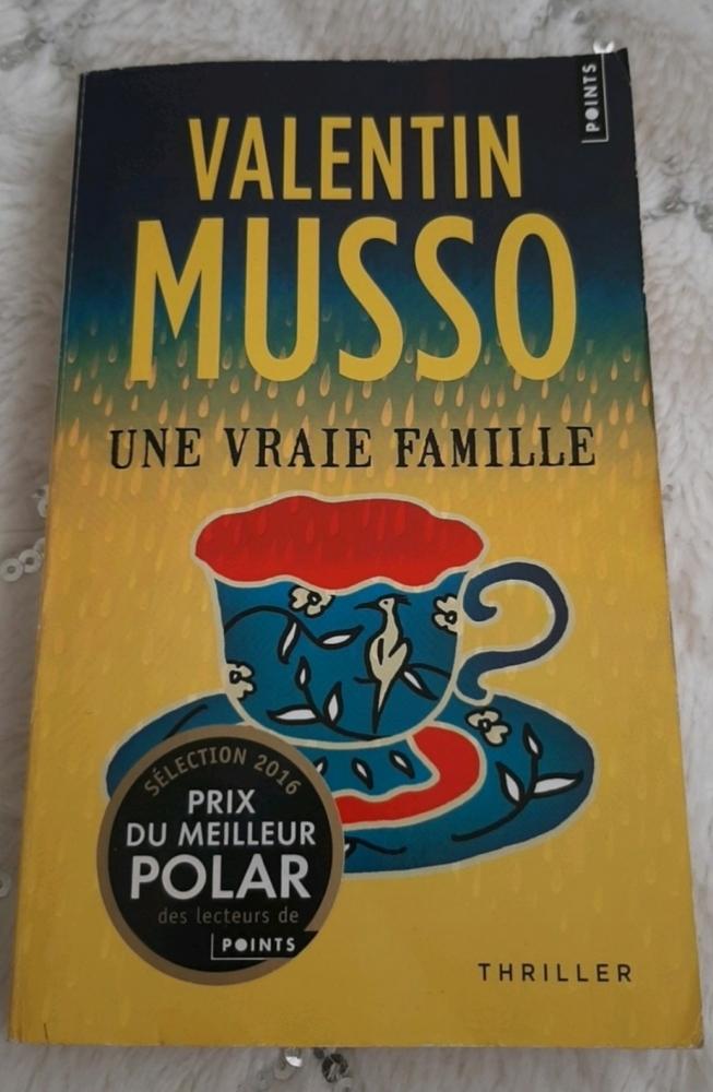 Une vraie famille de Musso