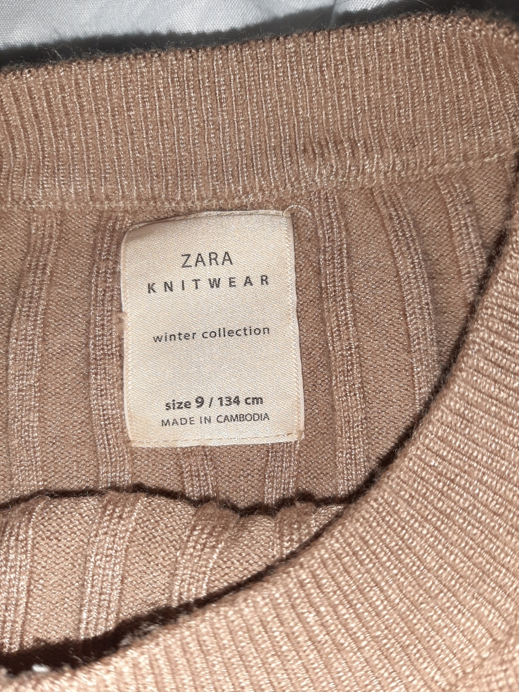 Pull Zara girls