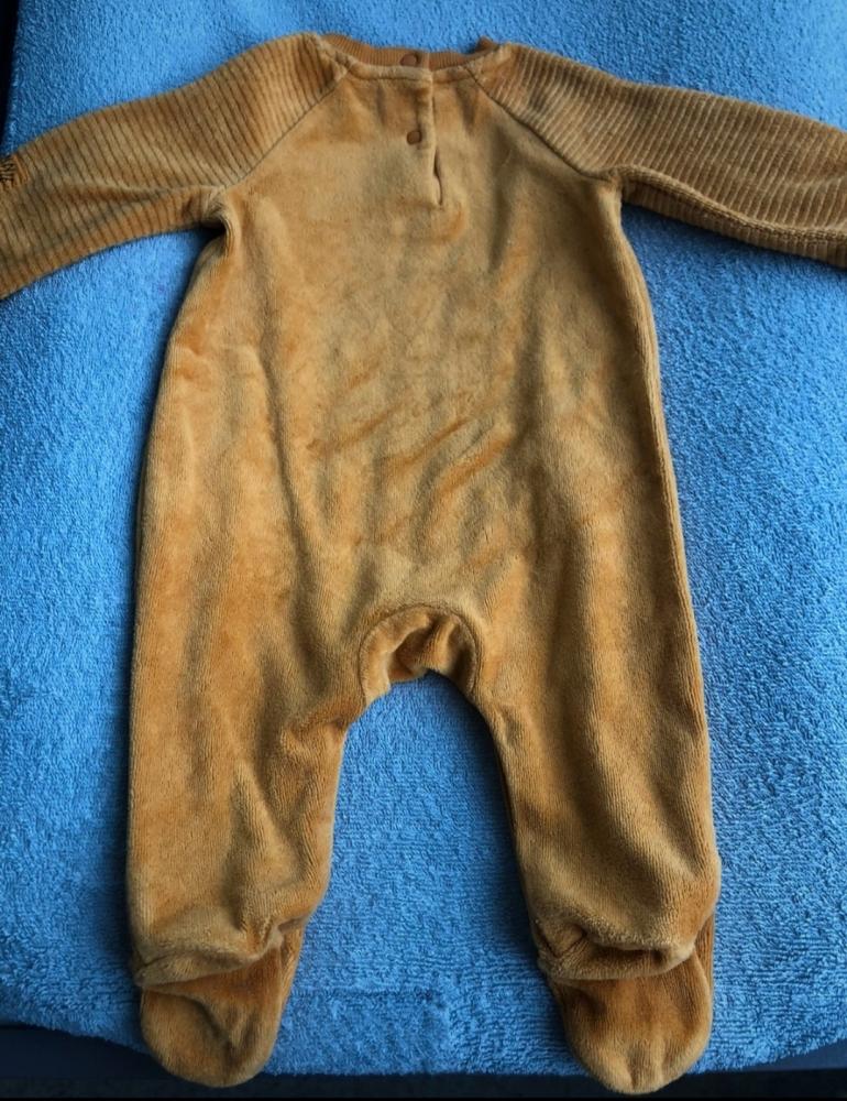 Pyjama Winnie l'Ourson