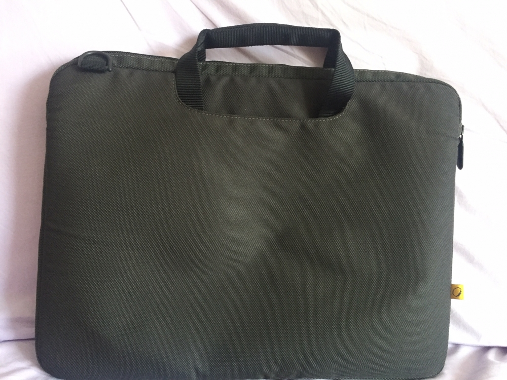 "Sacoche ""Incase"" City Collection Bag pour ordinateur portable 17\"" black"