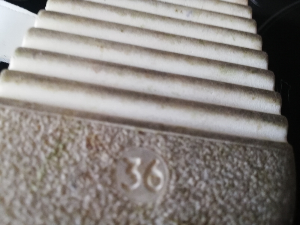 Sandales blanche et argenté