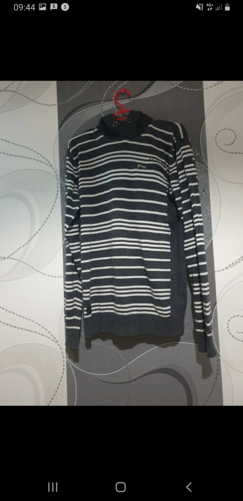 Pull homme t 40 tbe