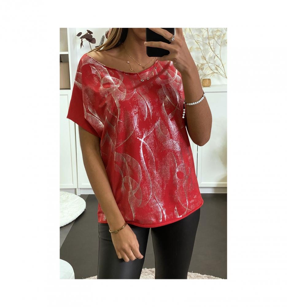 Tee shirt femme t unique (36-42)neuf