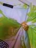 Versace T shirt tie and dye medusa