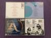 Lot de 4 CD  de musique pop de 4  groupes :  KOOL & The Gang /  BOYZONE  / ALLIAGE  /  WORLDS w APPART