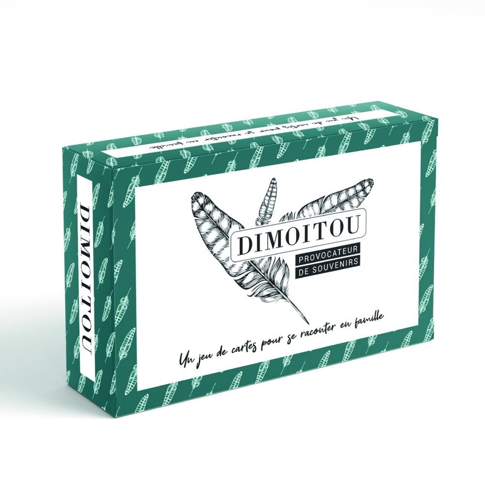 DIMOITOU, le jeu de discussion préféré de toute la famille