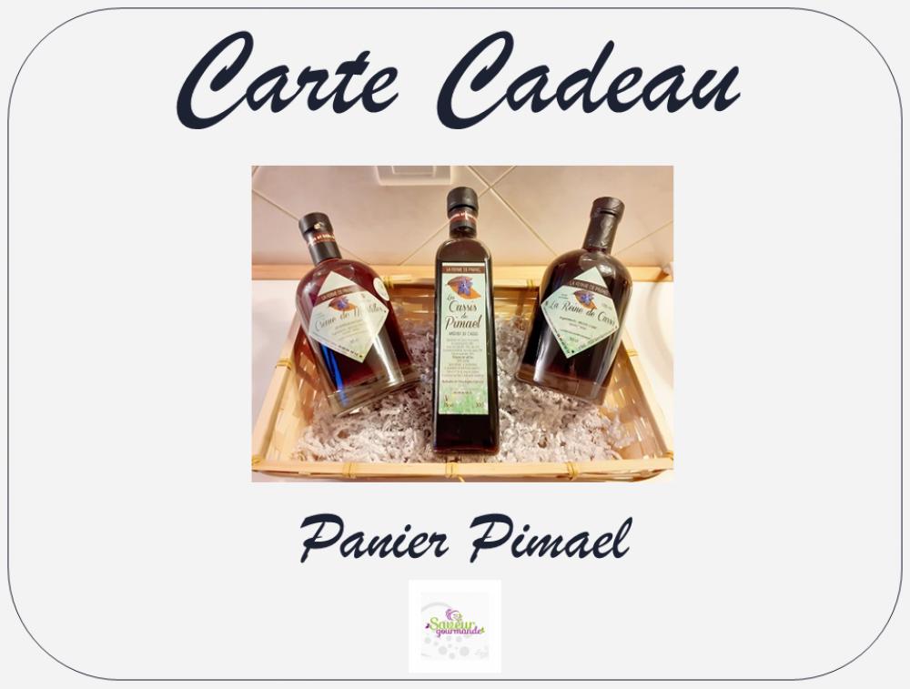 Carte Cadeau - Panier Pimael