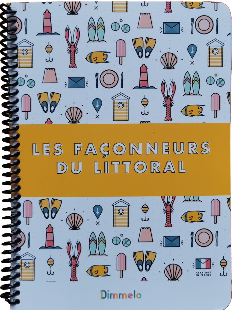 """Carnet \""""Les Façonneurs du Littoral\"""""""
