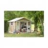 Abri de jardin Déco 7,5 m² - Sherwood