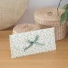 Enveloppe cadeau réutilisable MAUD - Vert Feuillage