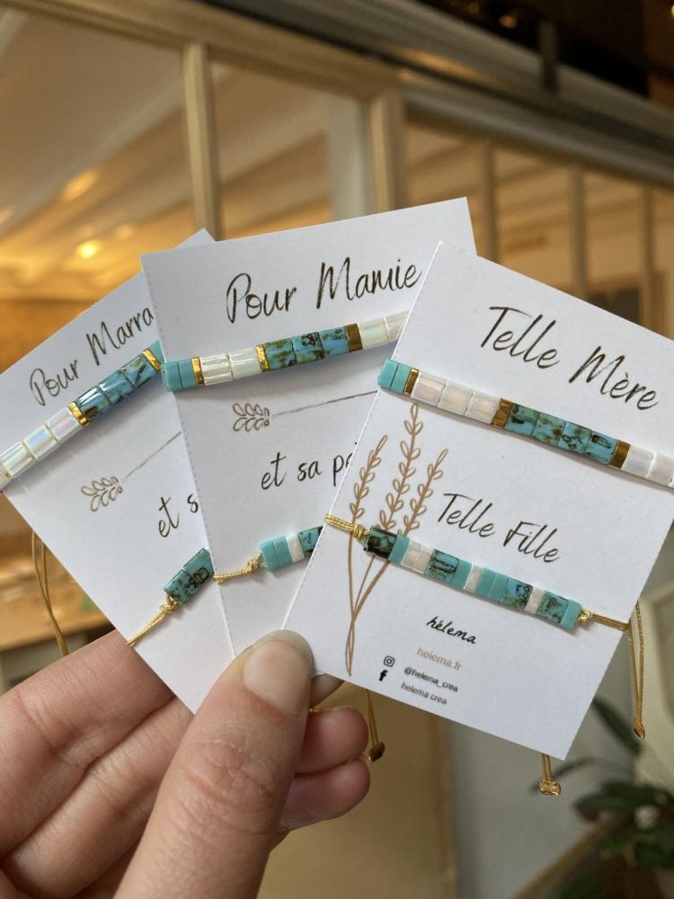 Bracelets Duo Mère / Fille