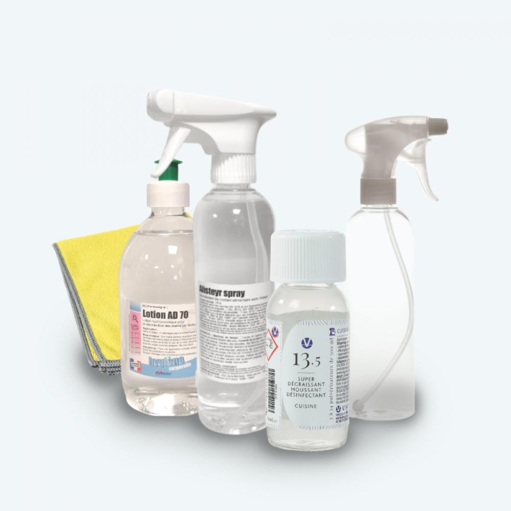 Kit Protection Covid Essentiel