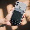 Porte-cartes en cuir NAPPA pour smartphone