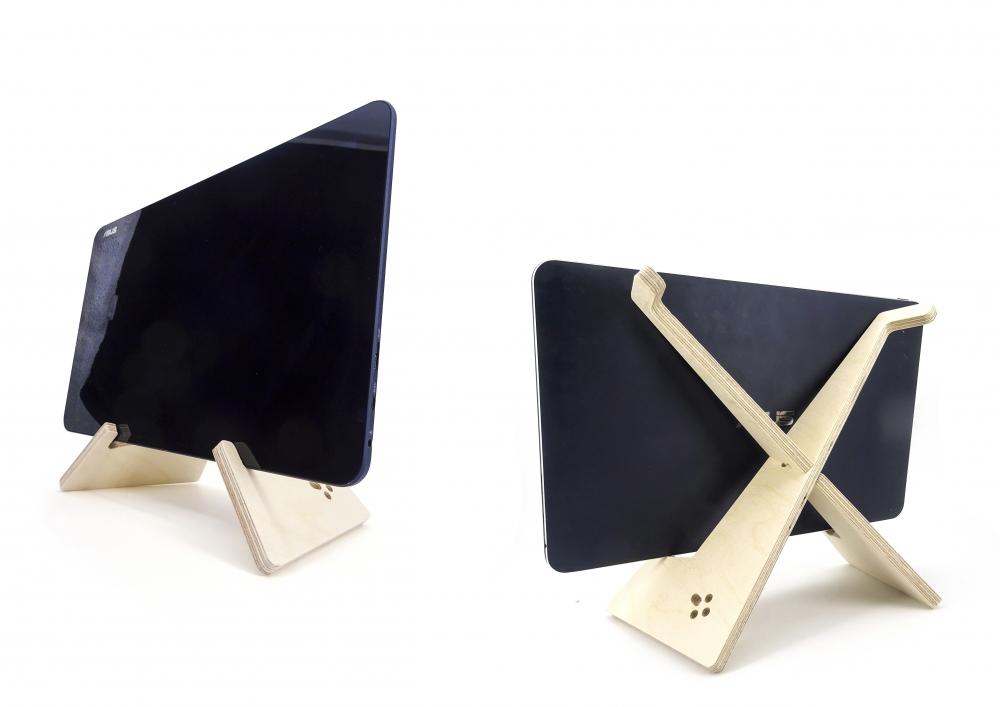 Support d'ordinateur portable et tablette