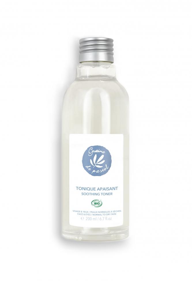 Tonique Apaisant Bio 200ml
