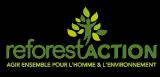 logo reforestaction on achete francais