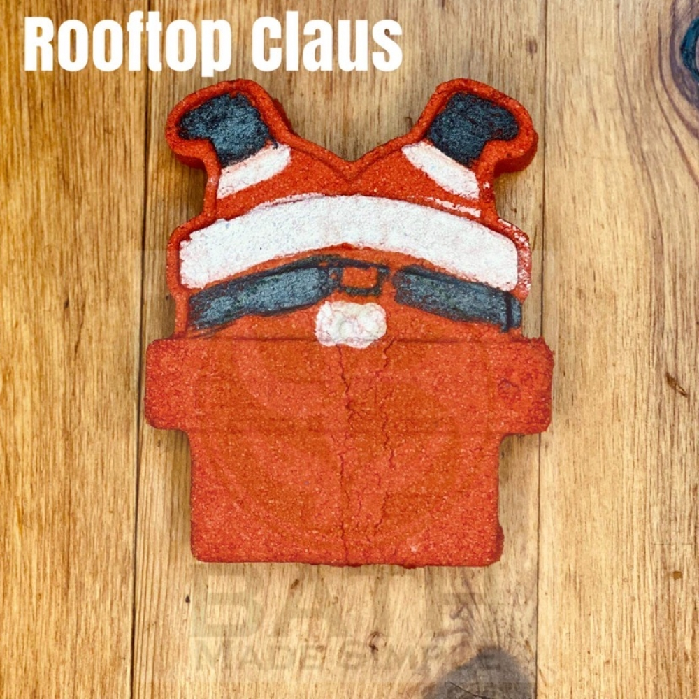 Rooftop Claus