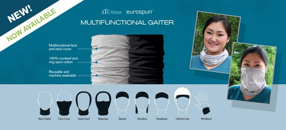 Eurospun Multi Function Gaiter