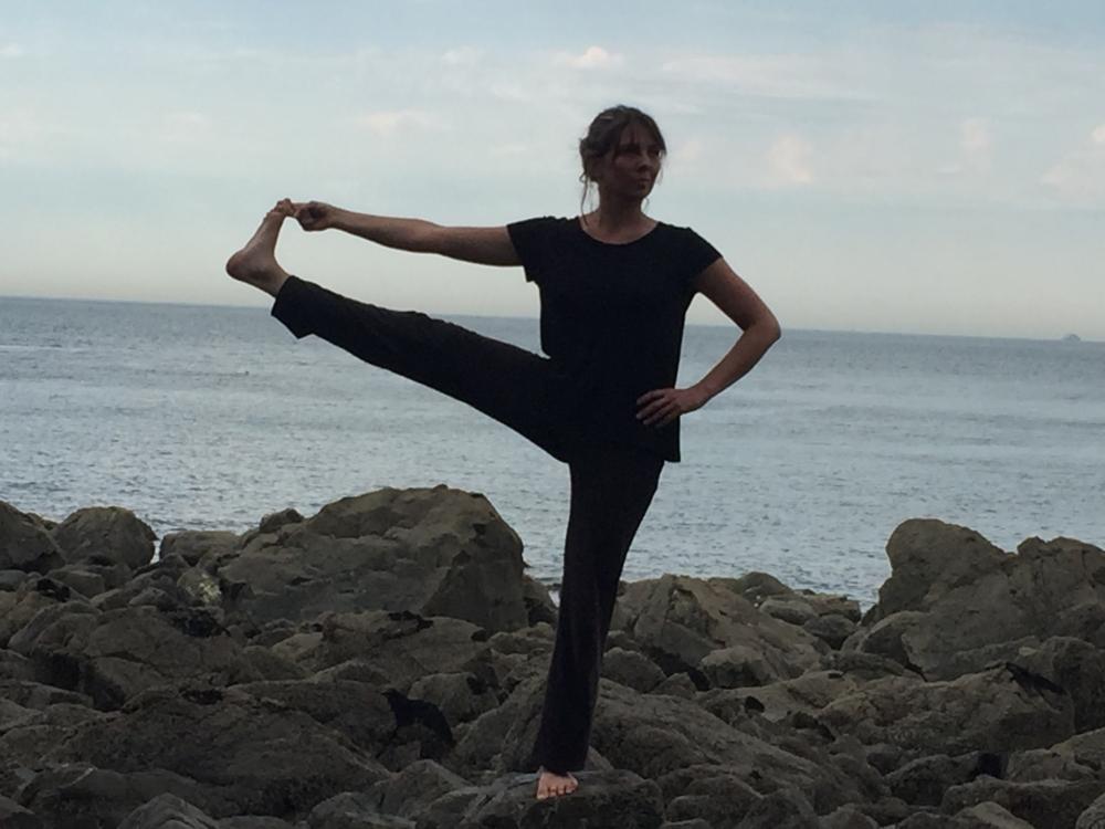 Marie Laot : professeur de yoga, pédagogue du mouvement à Paris