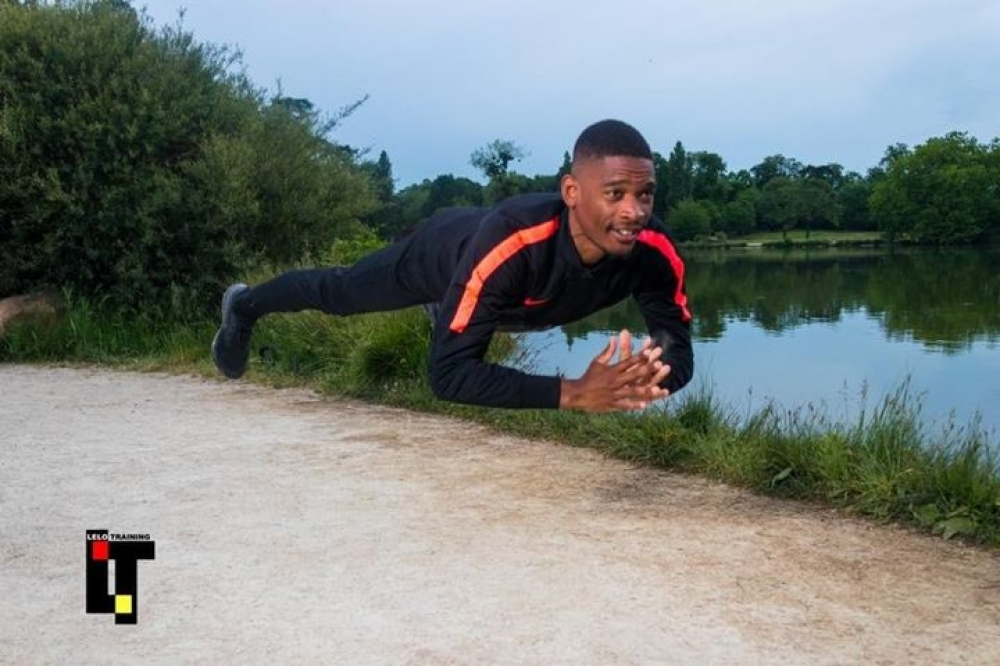 Orphée Lee-Lelo :  coach sportif préparation physique et renforcement musculaire