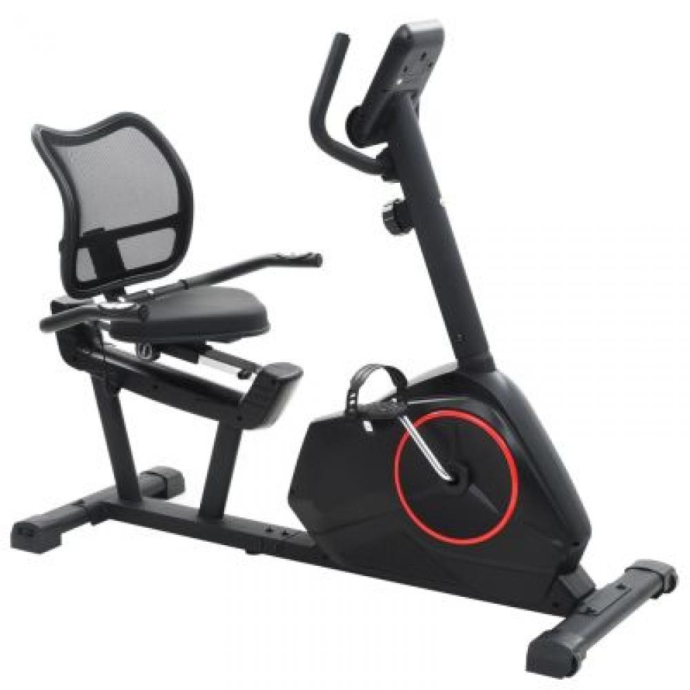 Vélo d'exercice couché magnétique