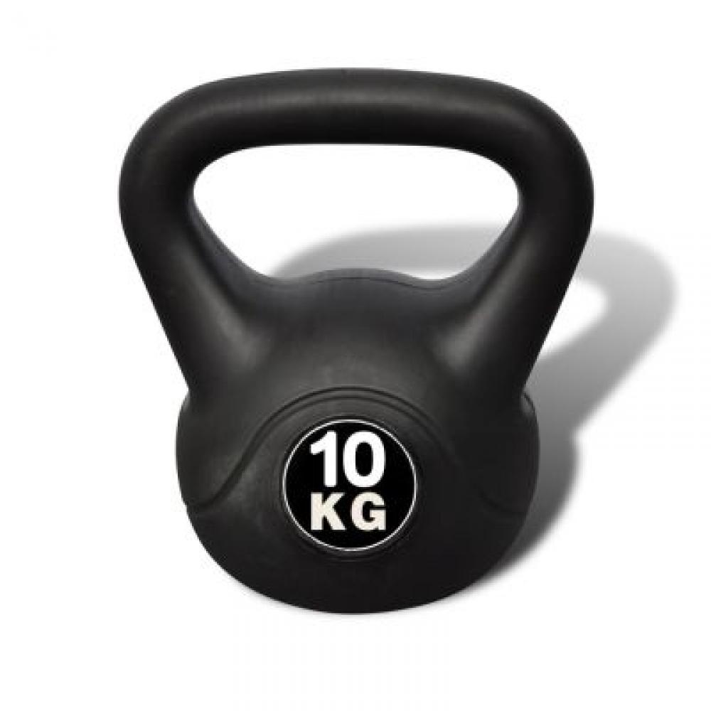 Kettlebell 10 kg Béton