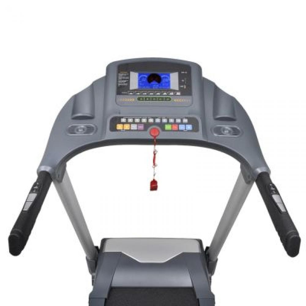 Tapis roulant électrique 3HP Incline Running Machine