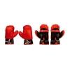 Avento Junior Reflex Punching Ball Set Noir/Rouge 41BE