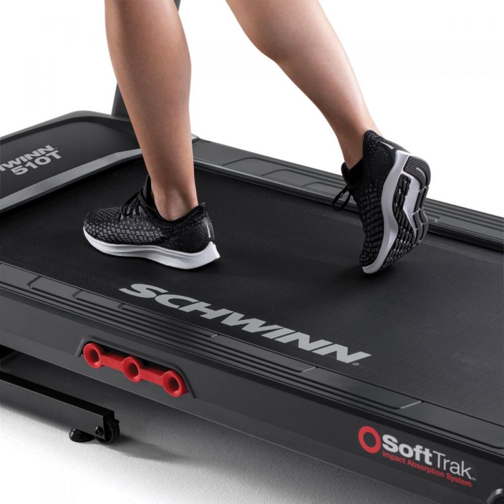 Schwinn 510T electric treadmill