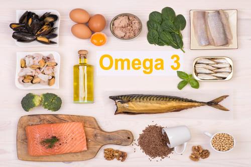 Les aliments riches en oméga-3