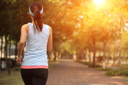 Le rythme de la course à pied