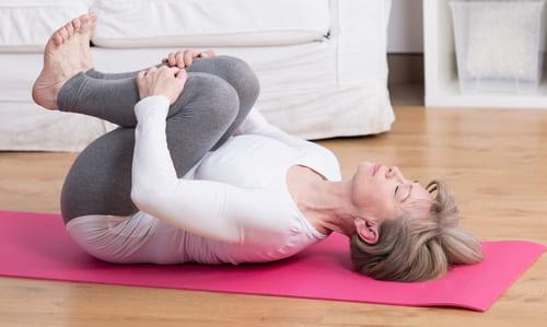 Les exercices qui soulagent les douleurs lombaires