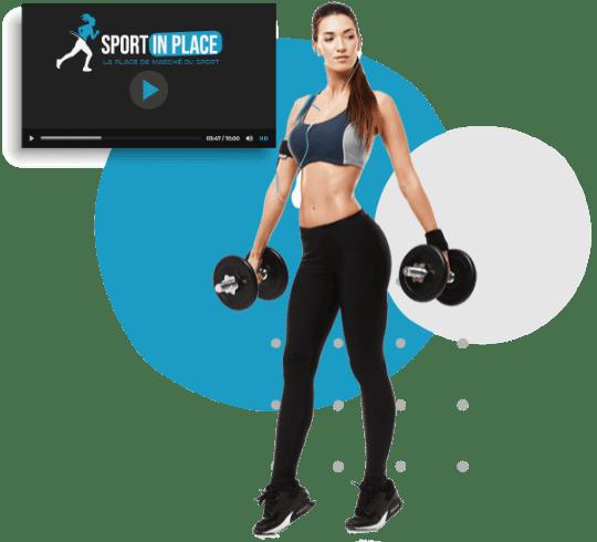 cours de sport en ligne
