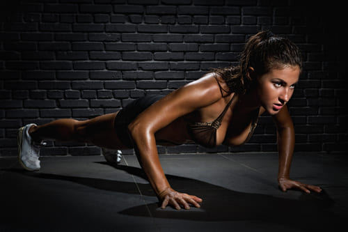Les avantages du travail avec le poids de corps