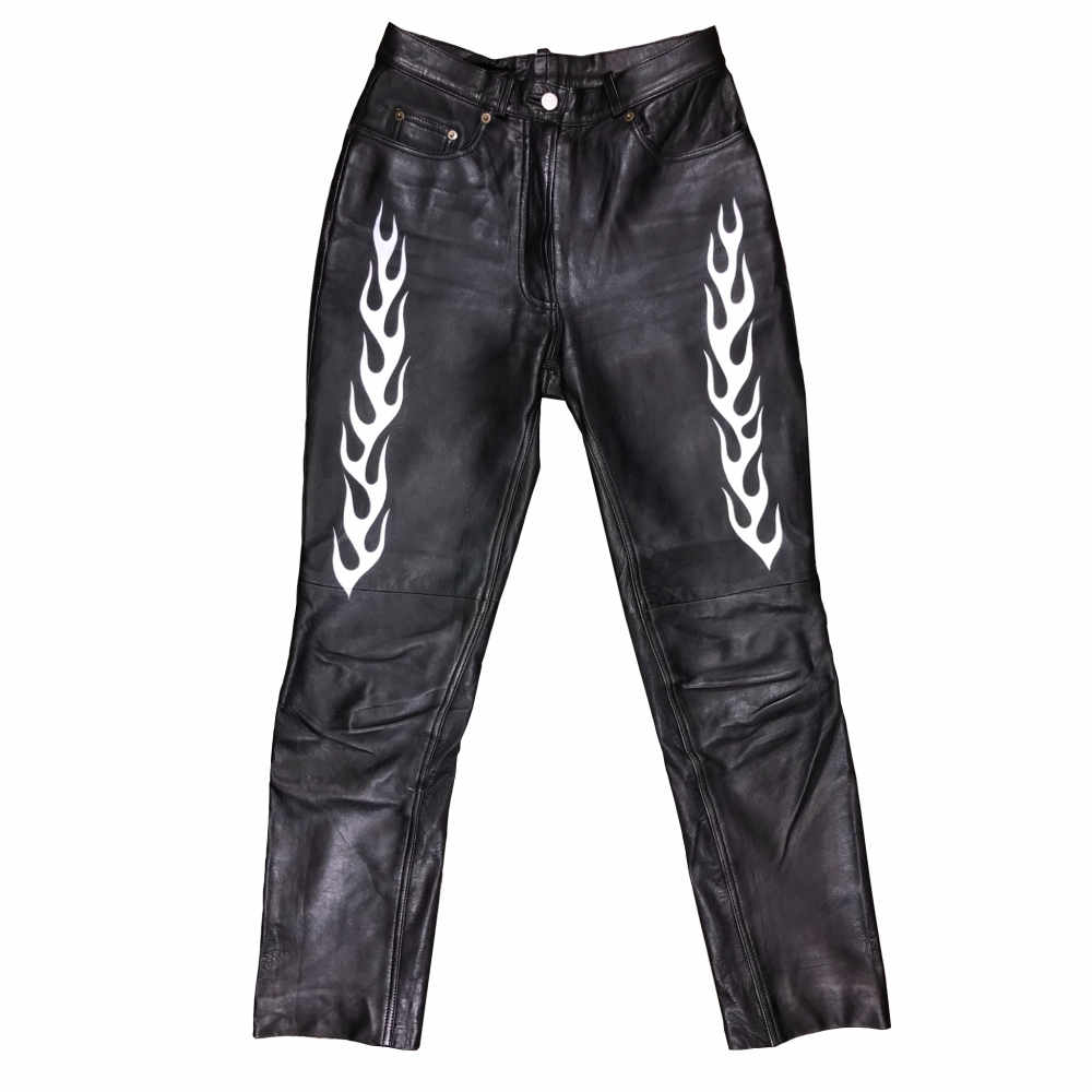 Pantalon Cuir Tristesse