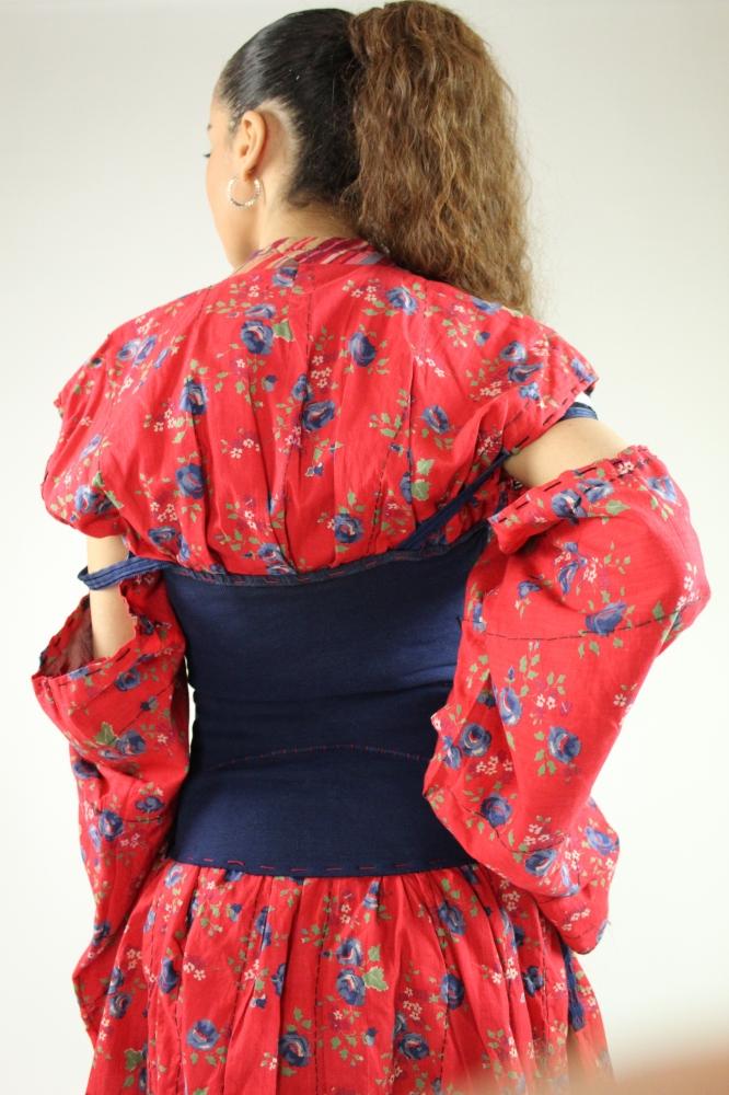 Robe corset
